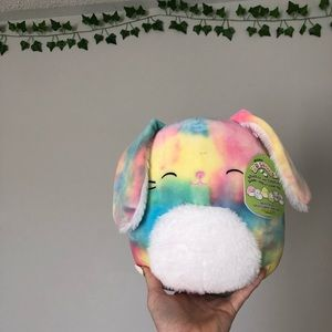 NWT Fuzzy Belly Candy Squishmallow